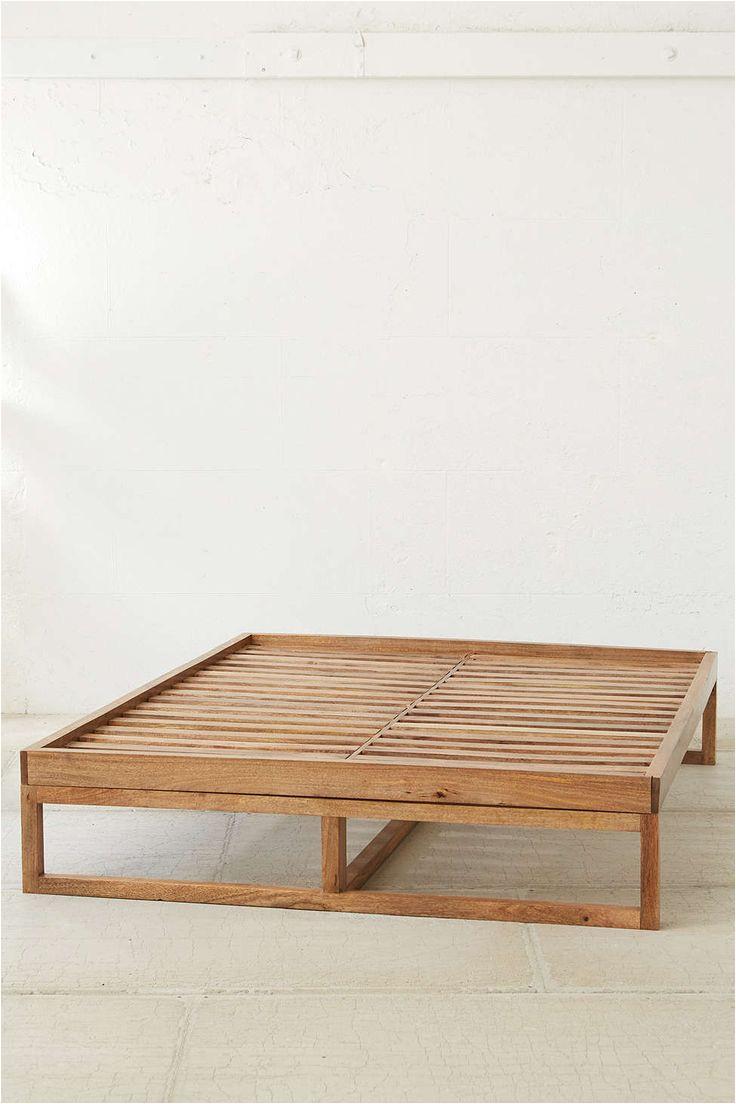 morey platform bed