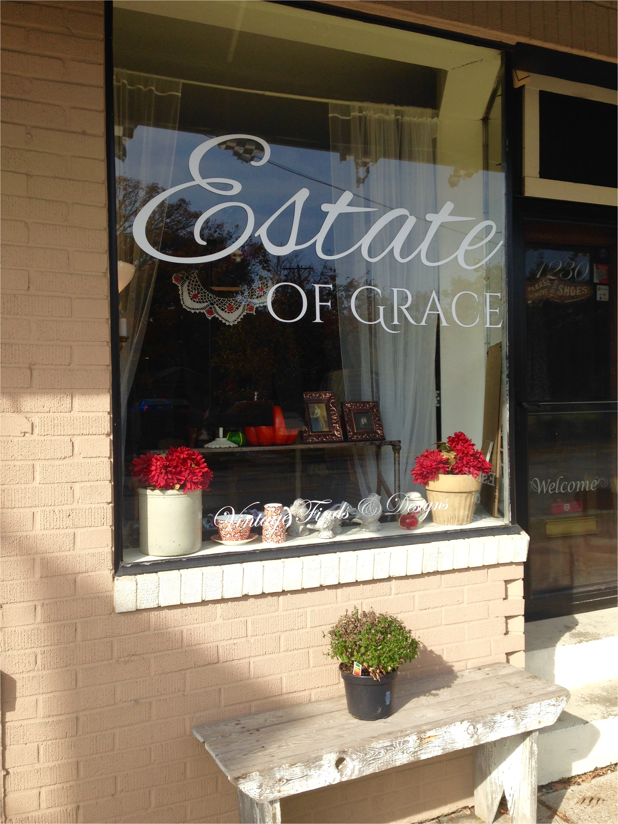 estate of grace where the antique shop is a work of art
