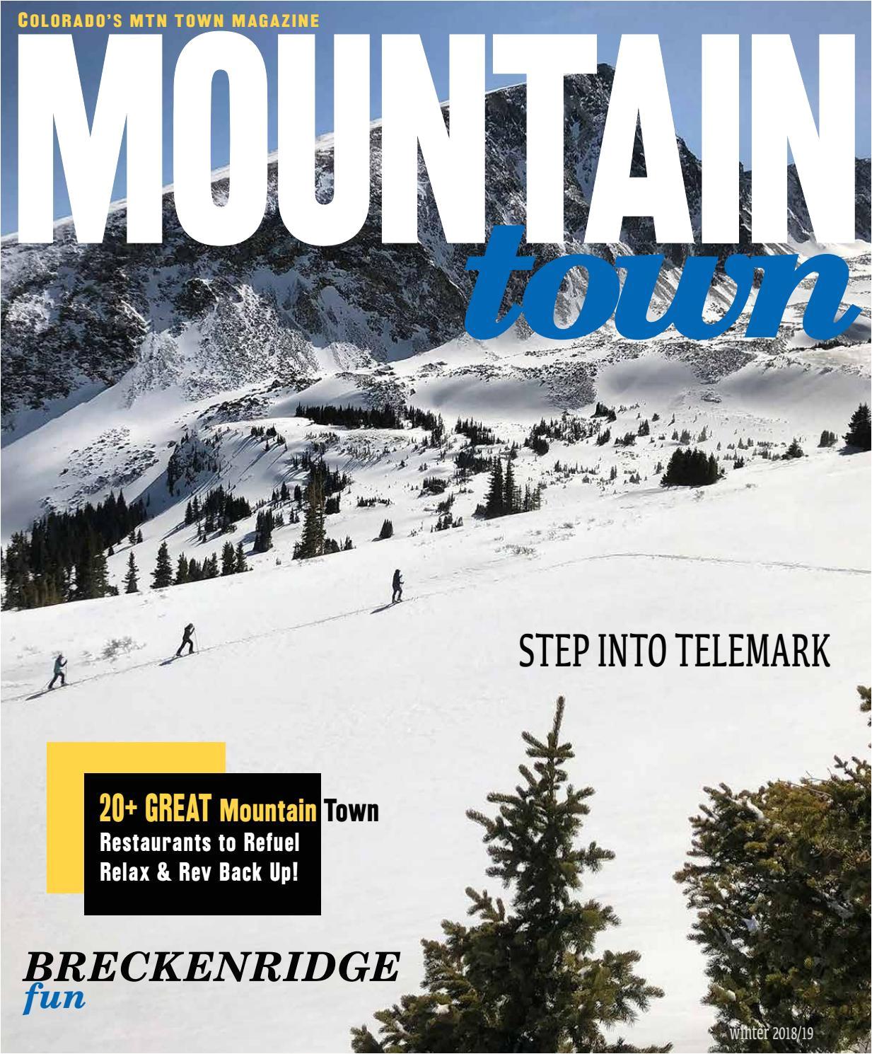 mountain town magazine colorado winter 2018 19 by mountain town magazine issuu
