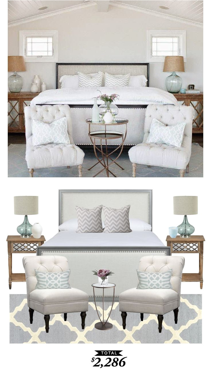 a serene beach house bedroom designed by becki owens recreated for 2286 by audreycdyer for