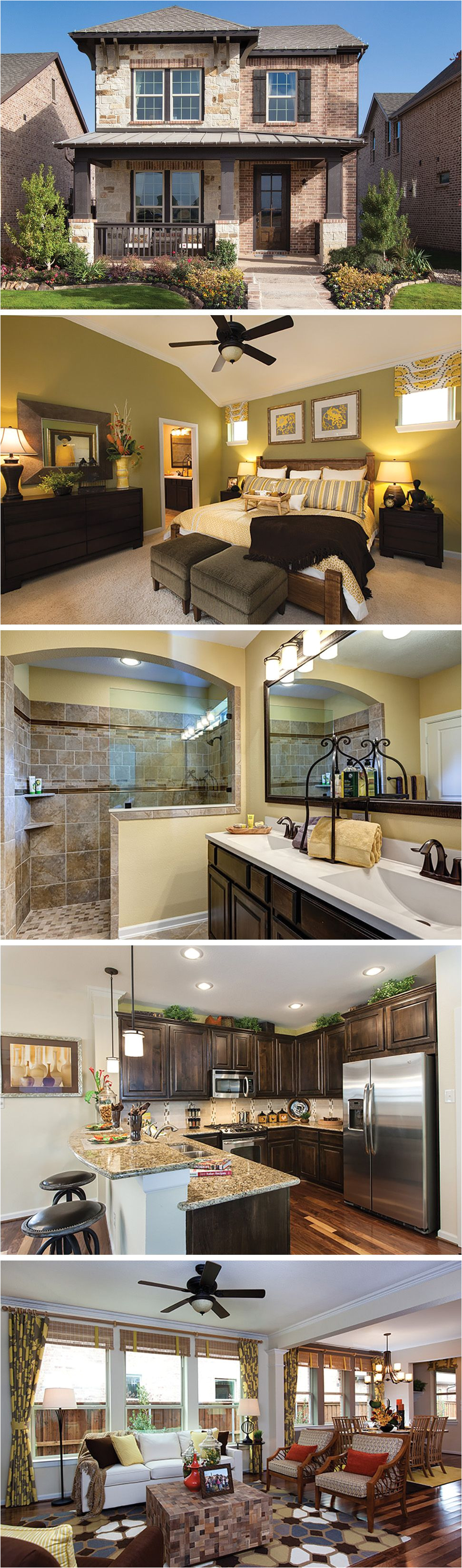 the grayton by david weekley homes in viridian cottage is a 4 bedroom 2 bath home