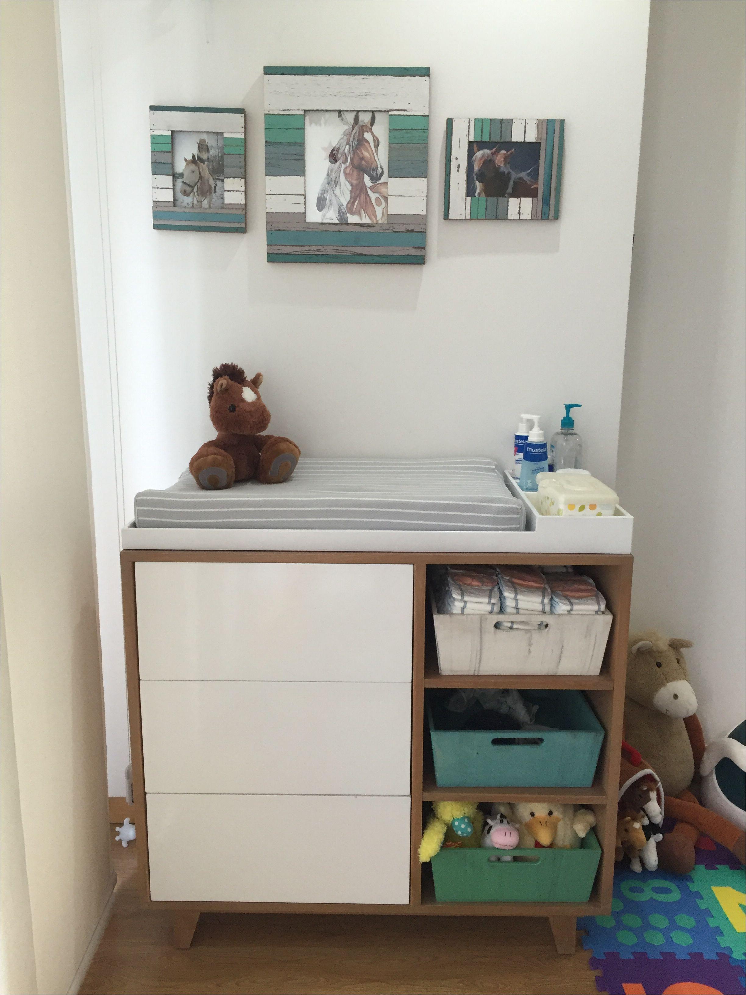 mueble cambiador para bebes