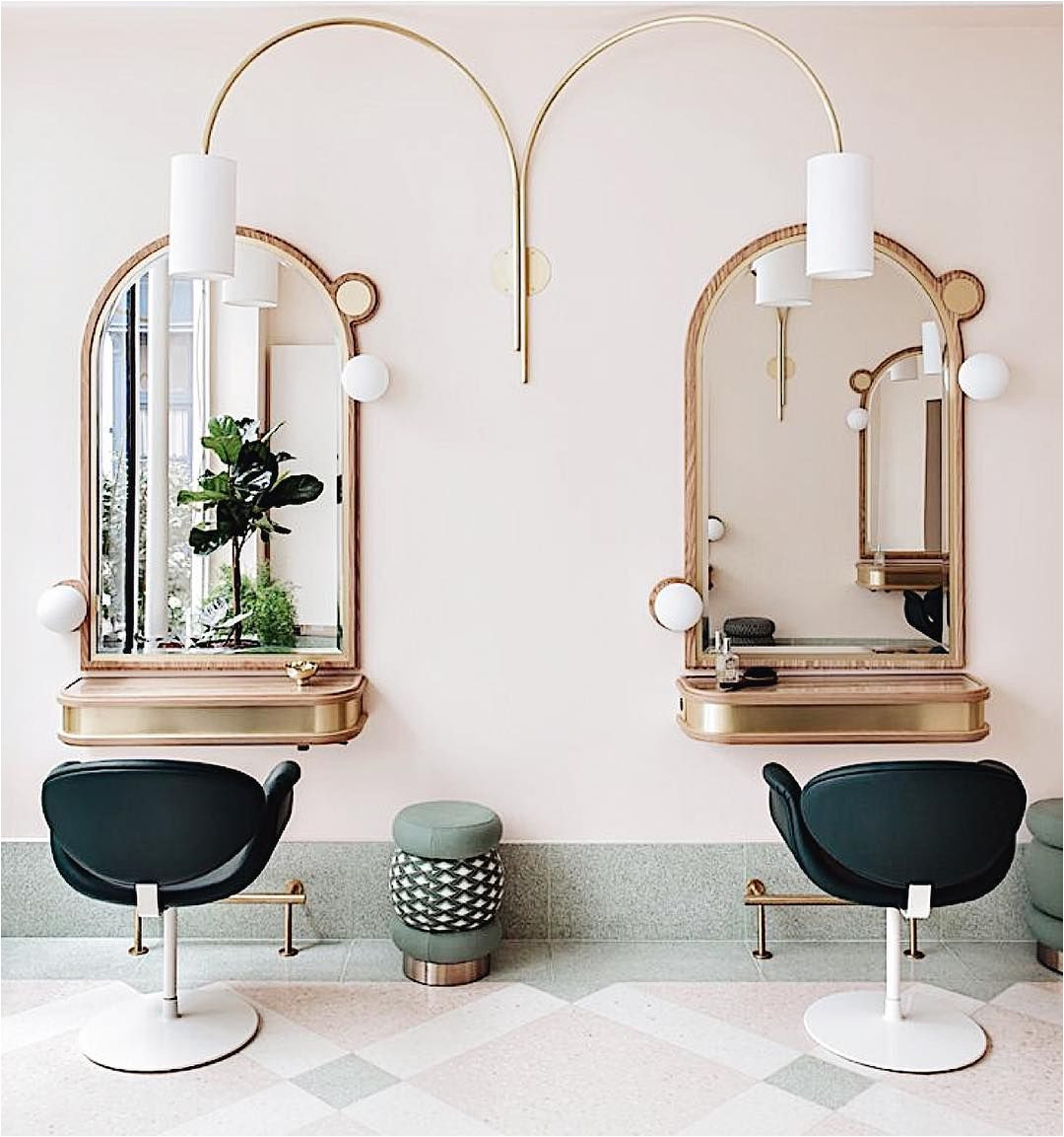 Muebles Baratas En Houston Tx Happy Monday Beauty Decor Inspiration Salon En 2019 Salon