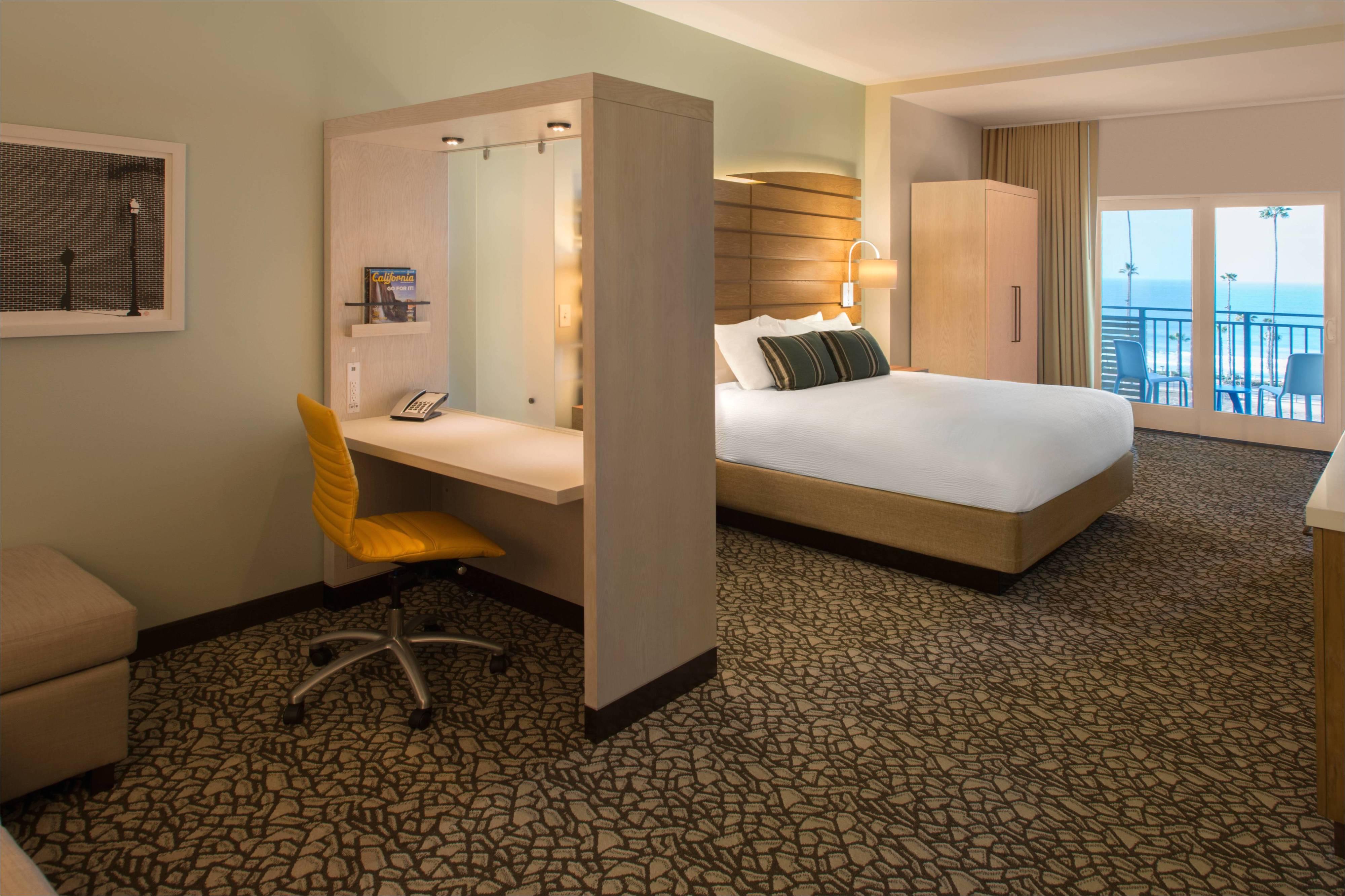 king ocean view suite