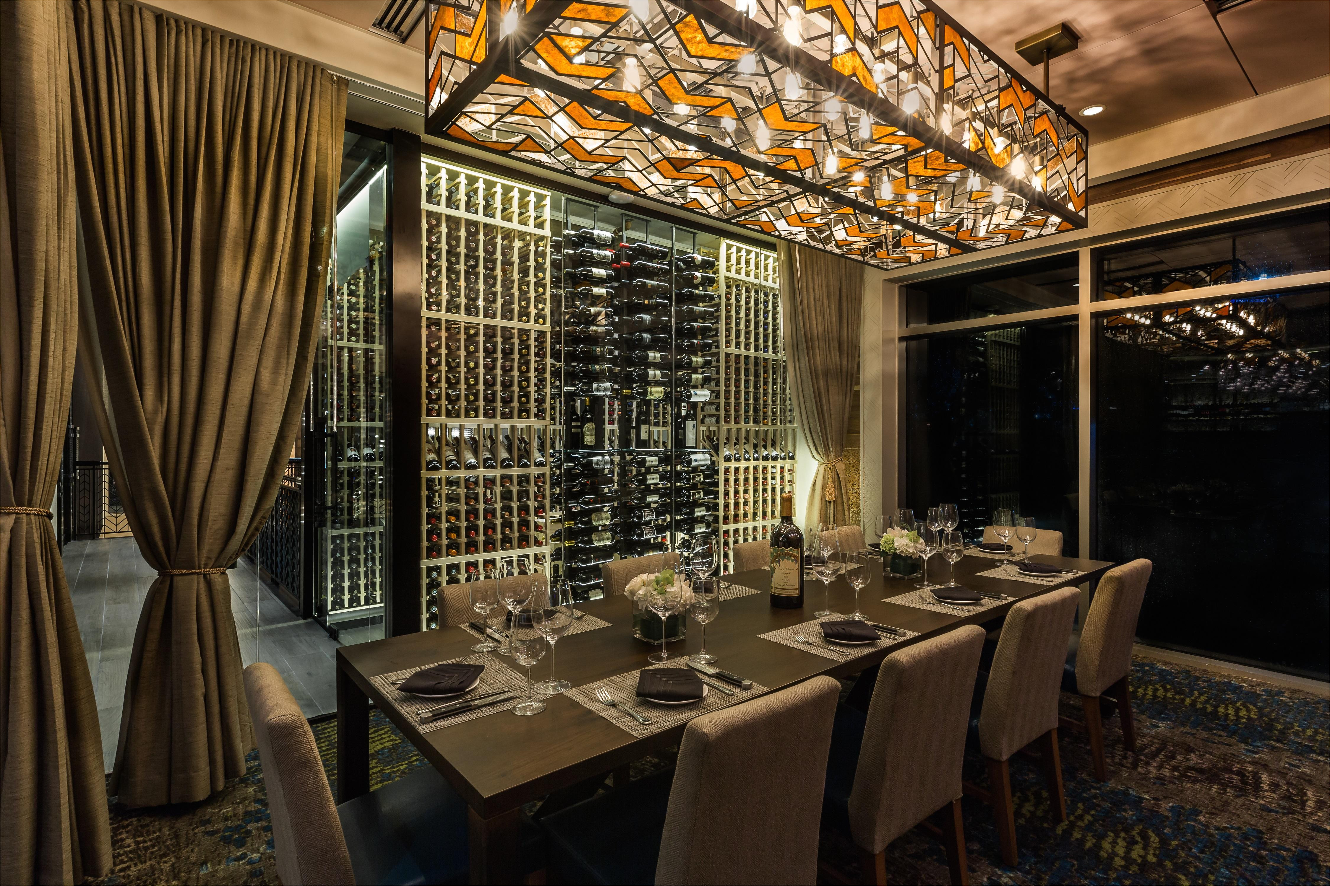 del frisco s double eagle steakhouse orlando eagle s nest private dining room