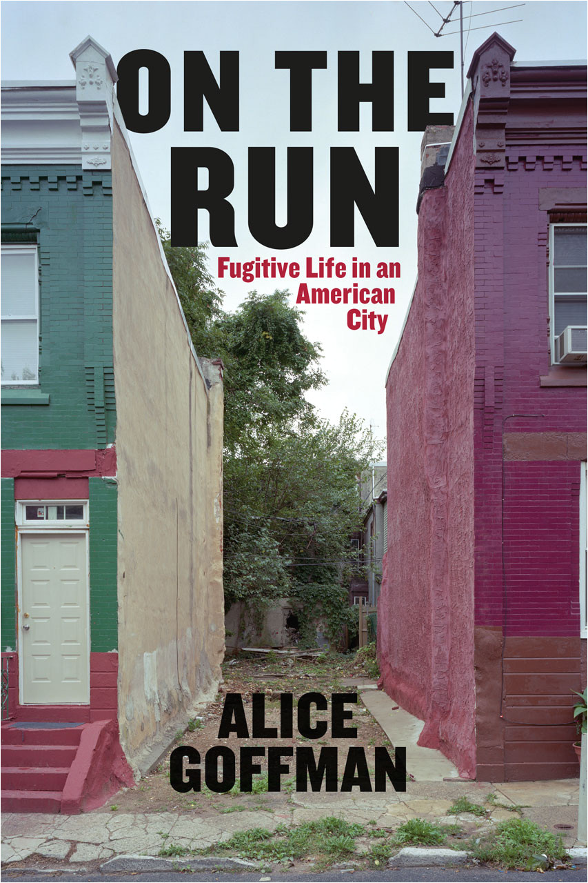 alice goffman s on the run