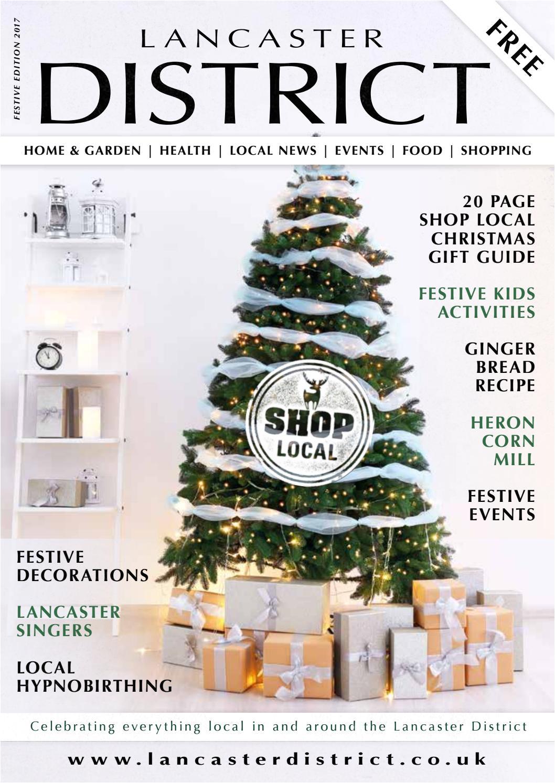 lancaster district magazine dec jan 2017 2018 by lancaster district magazine issuu