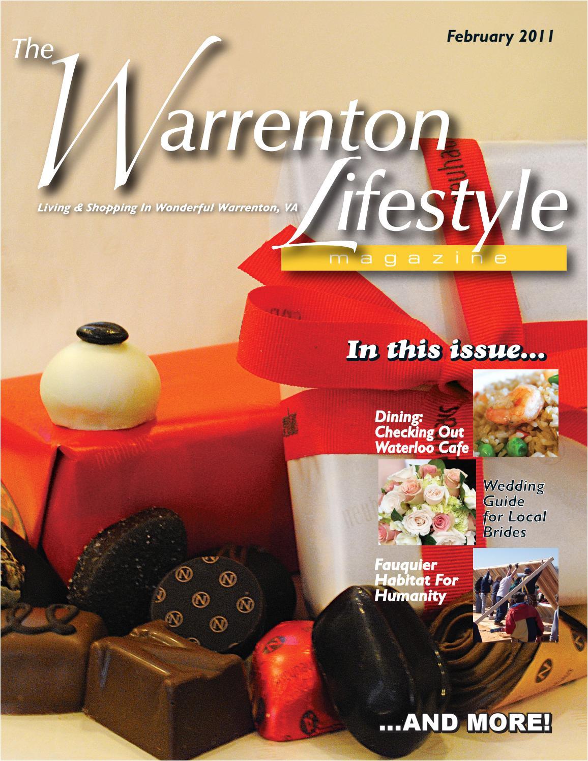 warrenton lifestyle magazine february 2011 by piedmont publishing group issuu