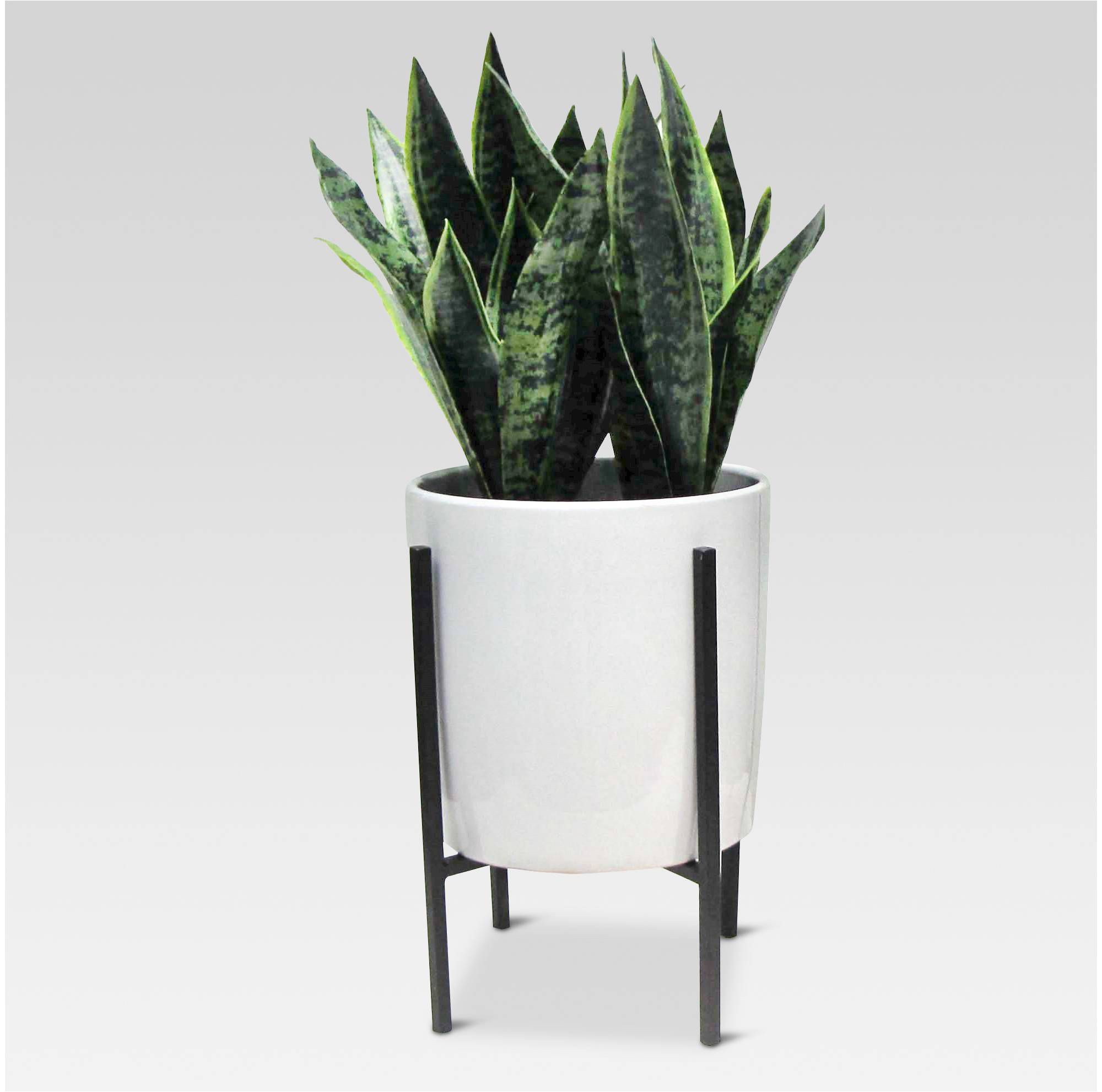 artificial plant in stand large project 62a