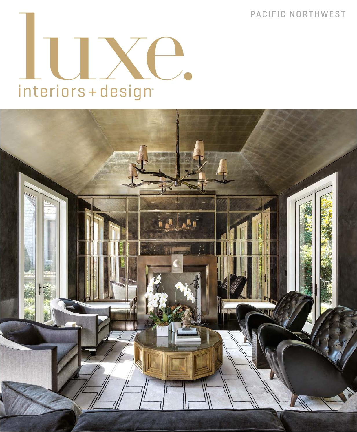 Outlet De Muebles En San Diego Luxe Magazine September 2015 Pacific northwest by Sandowa issuu