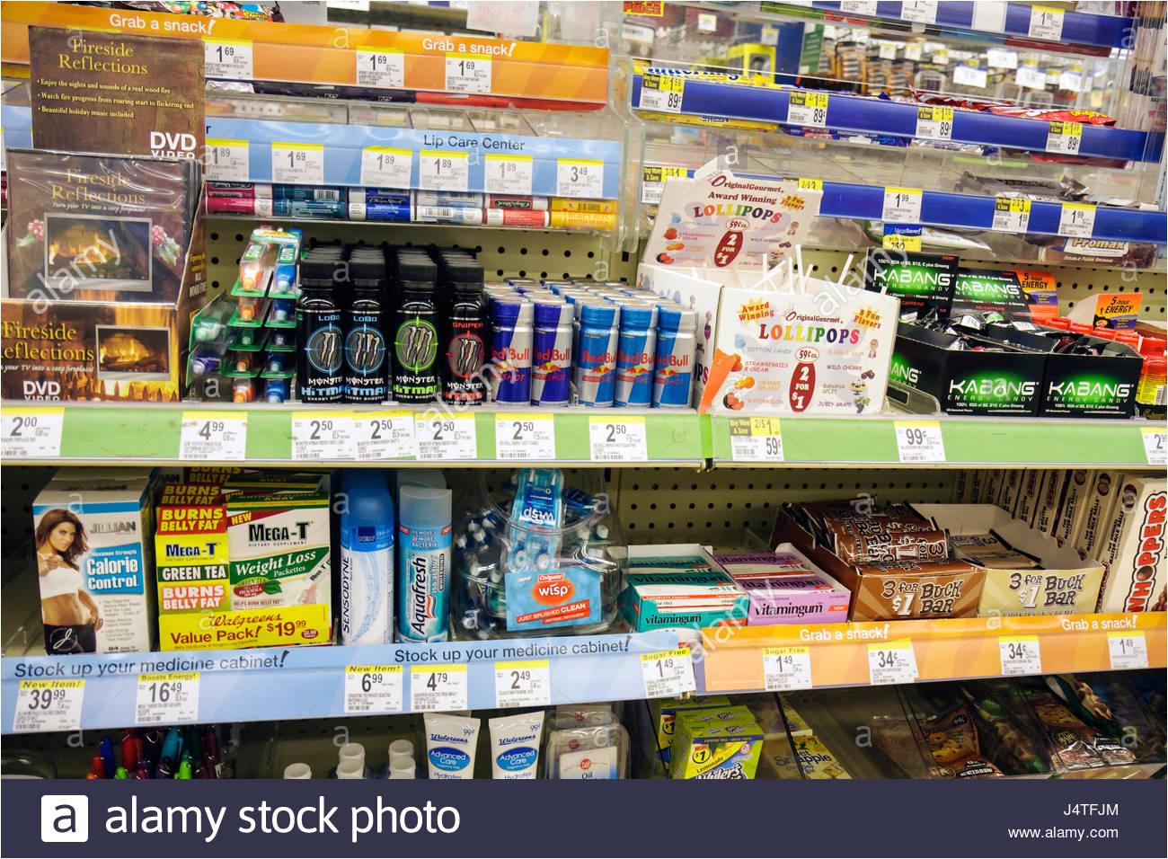 winter park florida walgreens walgreens drug store apothekenkette business produkt anzeigen kasse gang marke wettbewerb stockbild