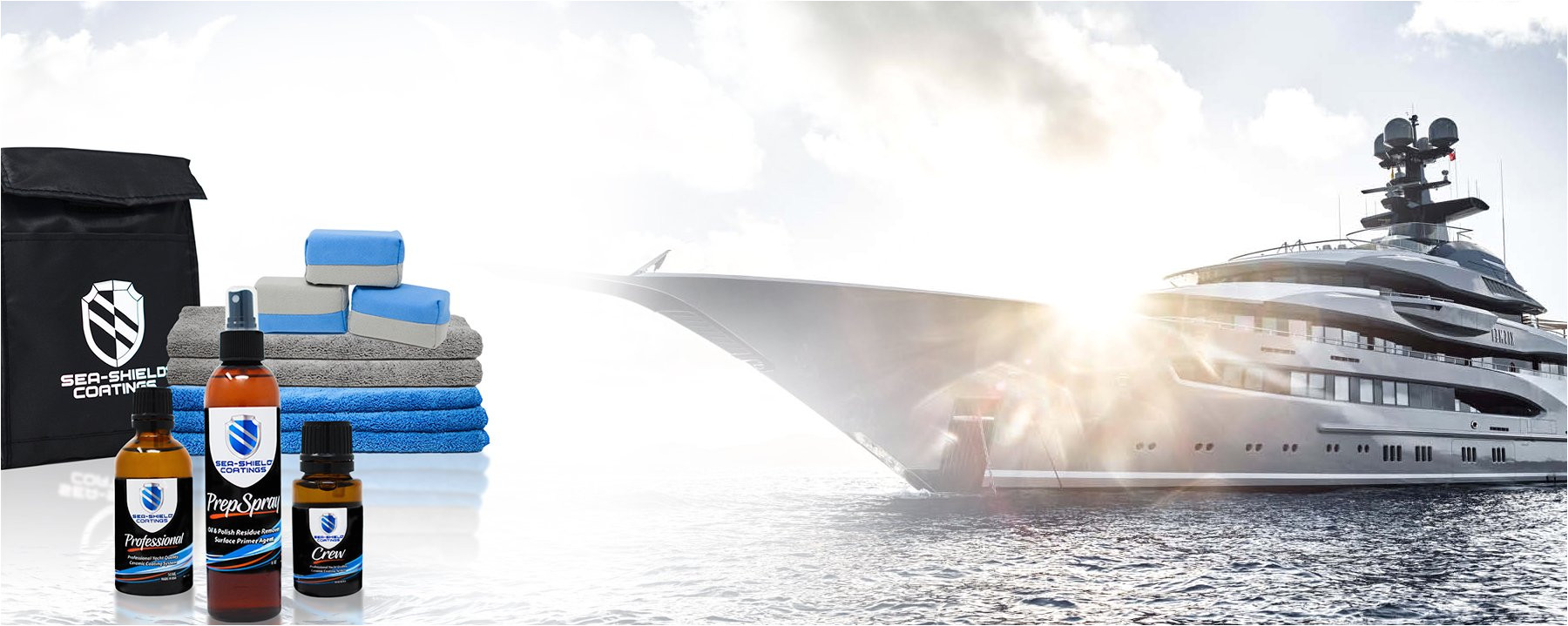 Pack and Ship Store Naples Fl Yacht Polish Boat Polish Products Ceramic Coating Sea Shield