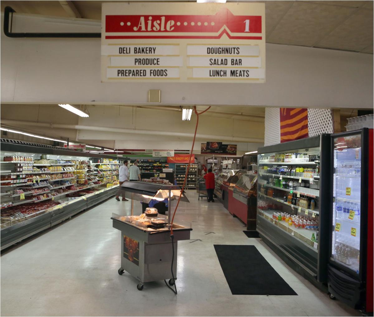 Party Store Roanoke Va Wades Supermarket Through the Years Photo Roanoke Com