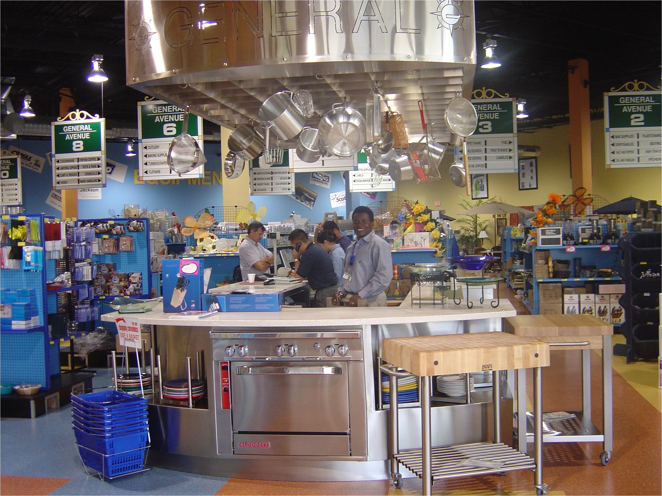 restaurant supply kitchen supply store general hotel