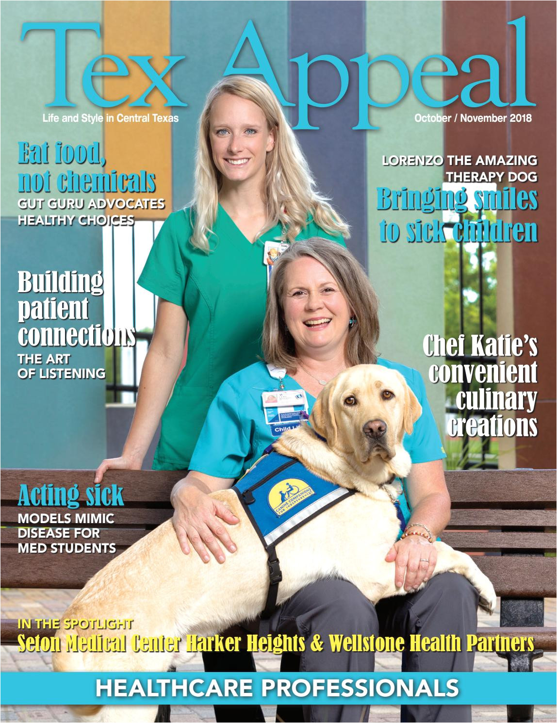 tex appeal magazine october november 2018 by temple daily telegram issuu