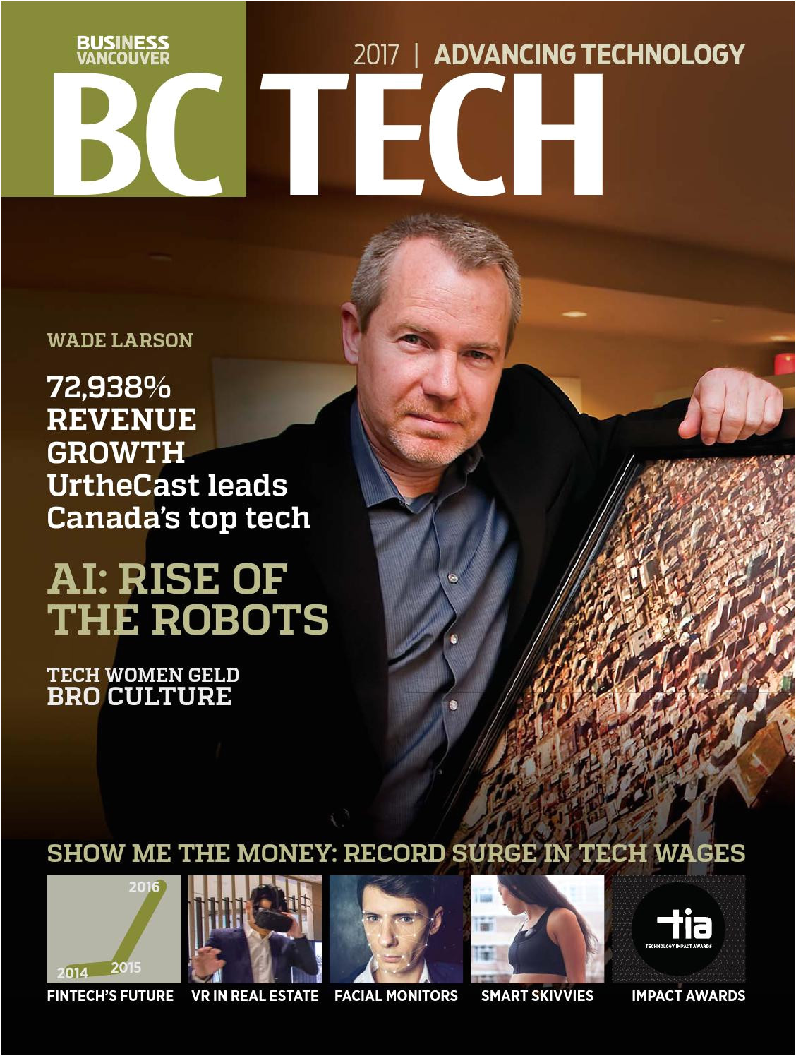 Pick and Pull Vancouver Bc Bc Tech 2017 by Business In Vancouver Media Group issuu
