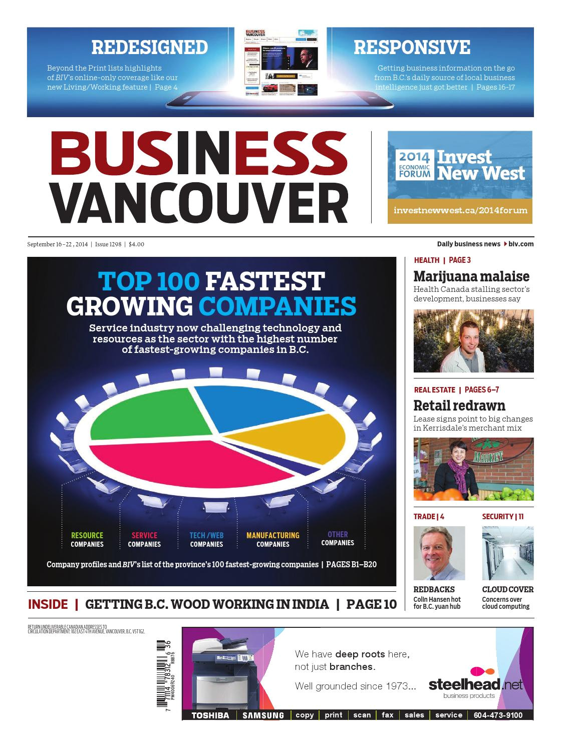 business in vancouver issue 1298 by business in vancouver media group issuu