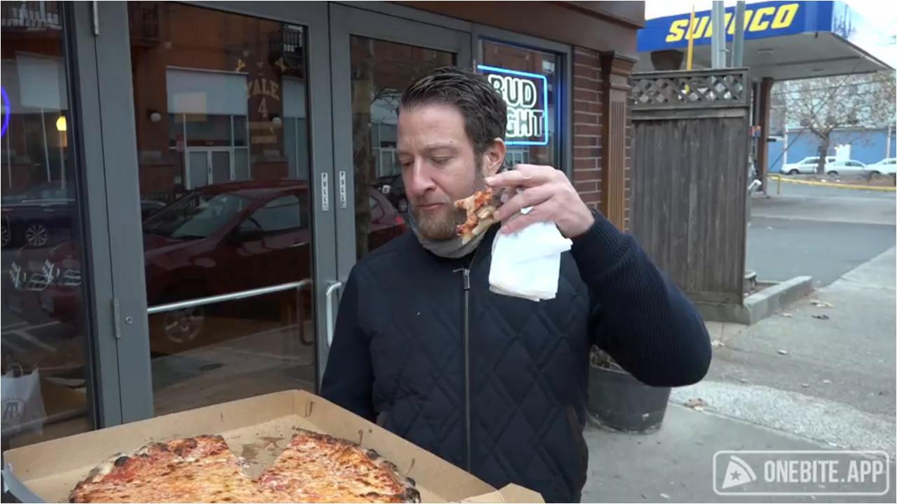 barstool pizza review modern apizza new haven ct bonus garlic bread review barstool sports