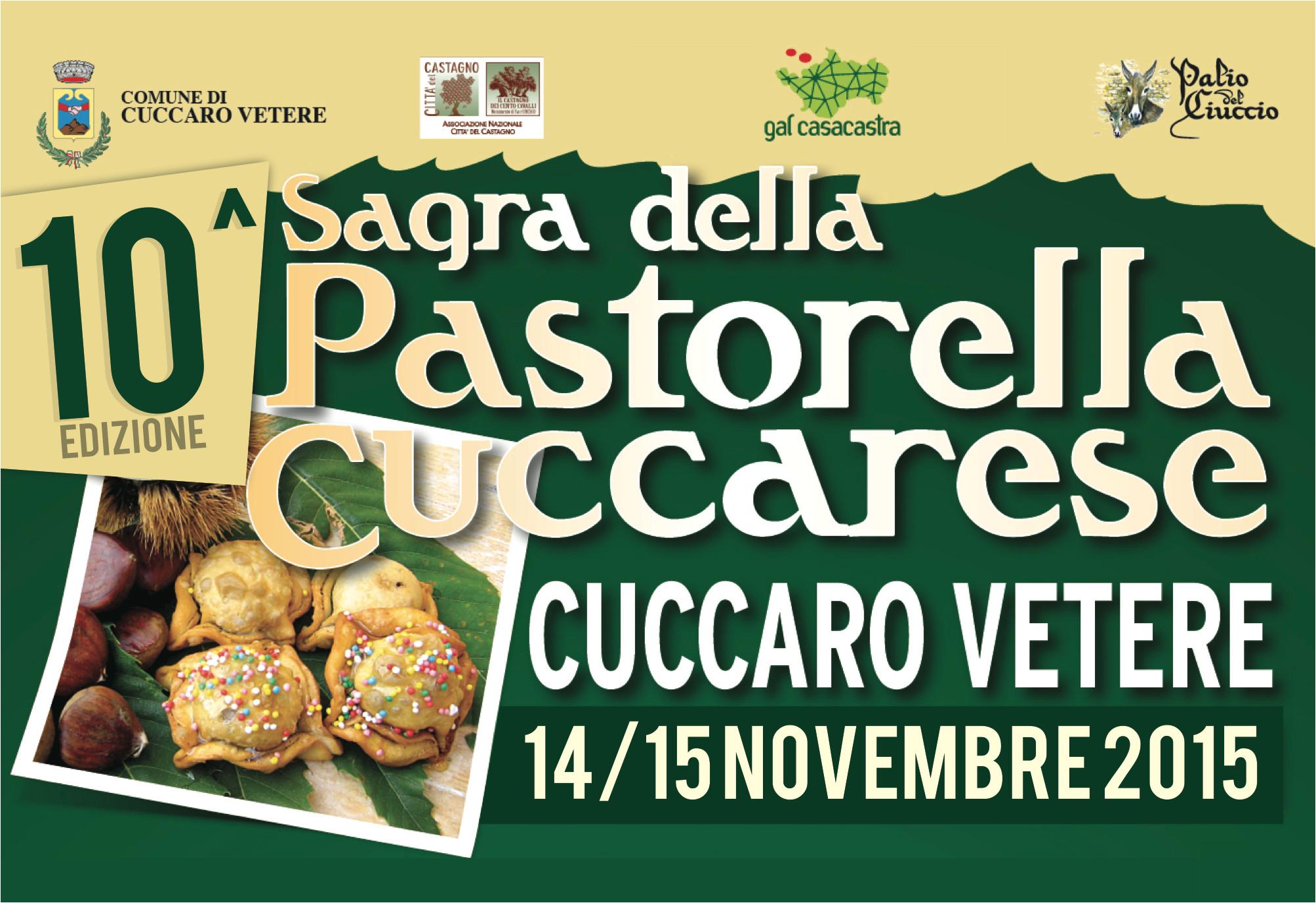 10 sagra della pastorella cuccarese 14 15 novembre 2015