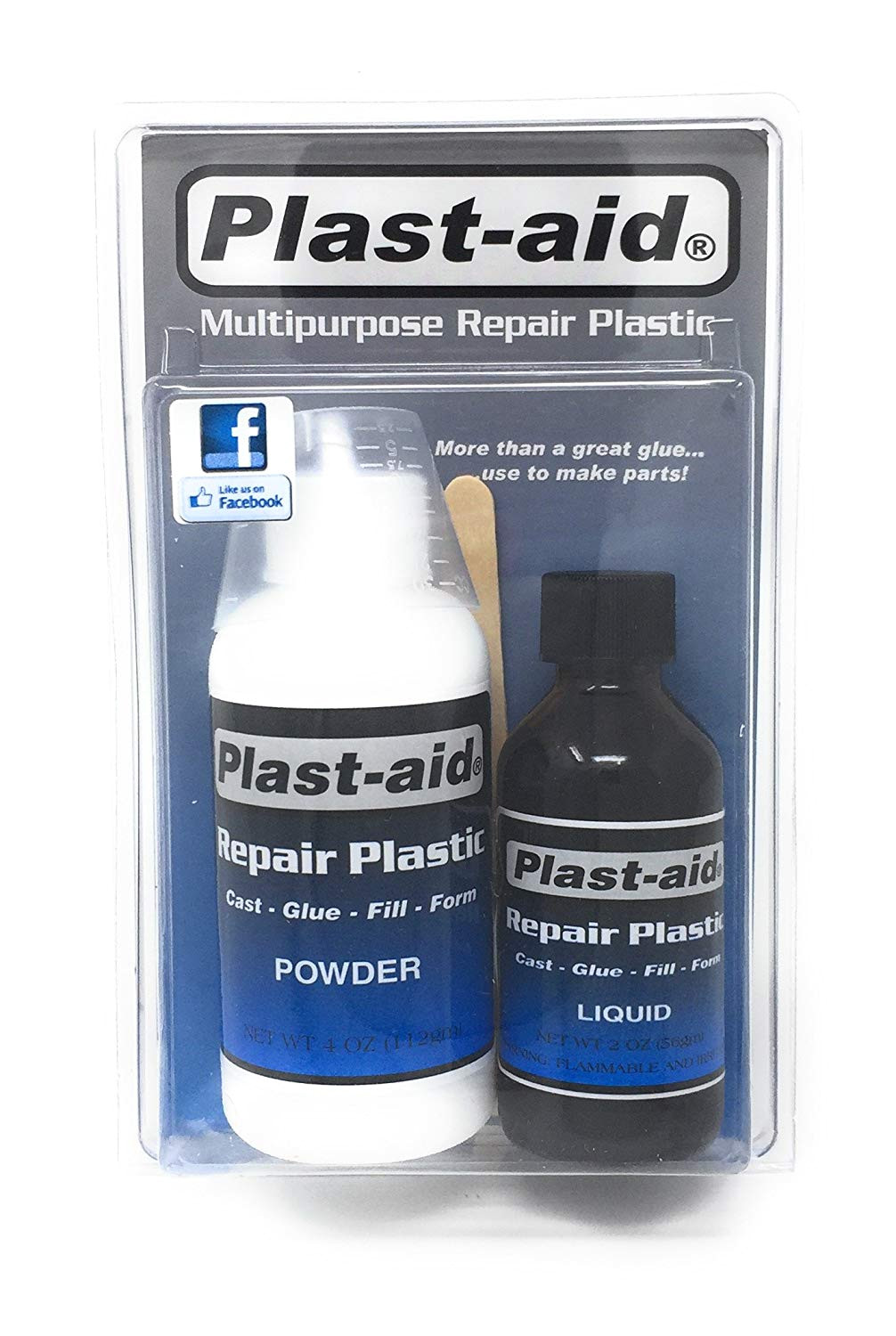 amazon com plast aid multipurpose repair plastic 6oz kit pool and spa repair garden outdoor