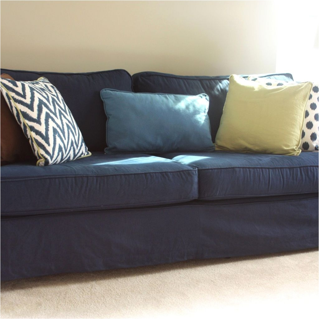 Pottery Barn Replacement Cushions for sofa Simmons Zephyr Vintage ...