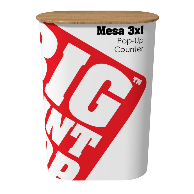 mesa counter 3x1