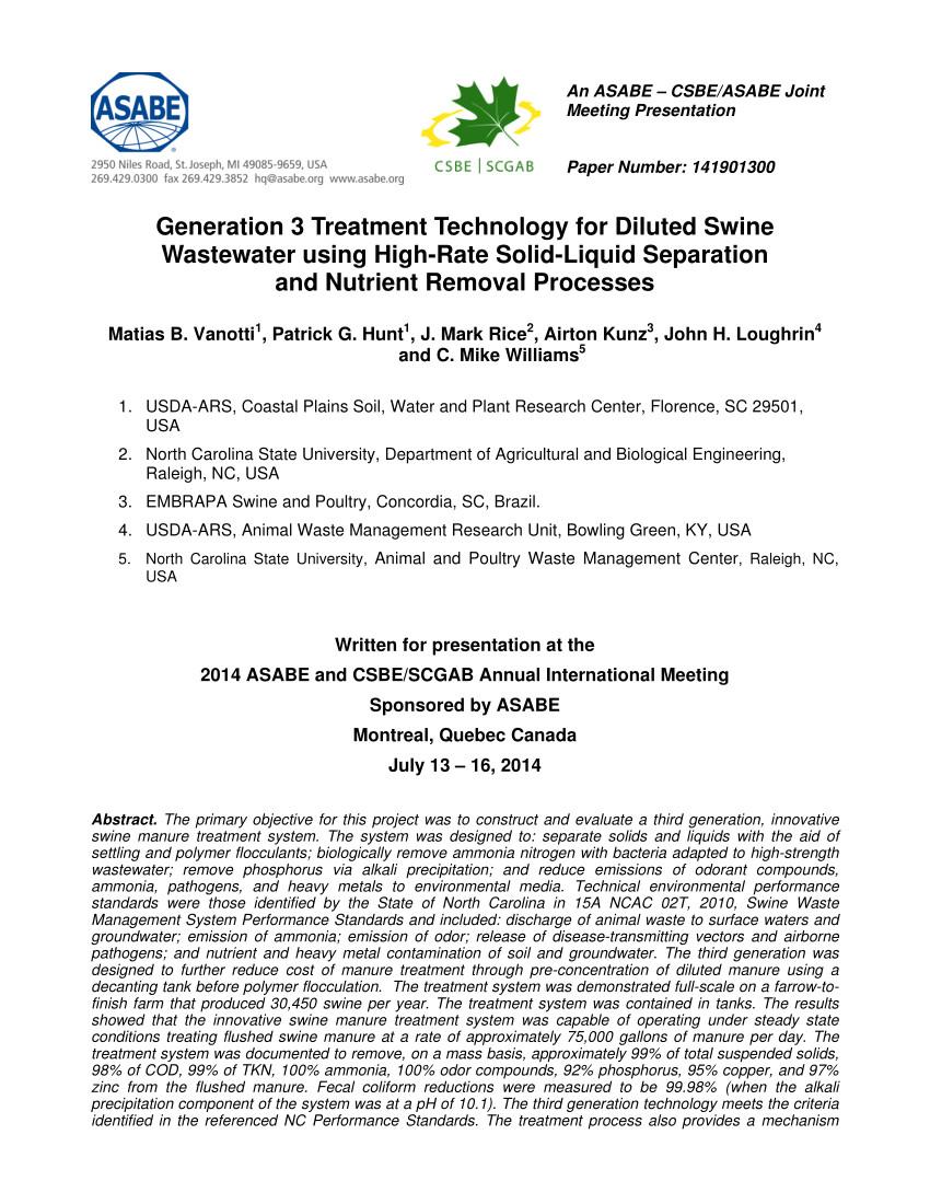 diagrammatic representation of the wastewater treatment process download scientific diagram