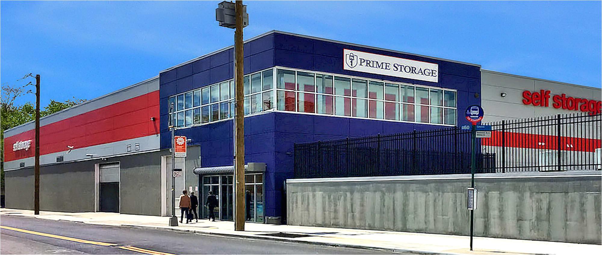 ny exterior image of prime storage in brooklyn ny