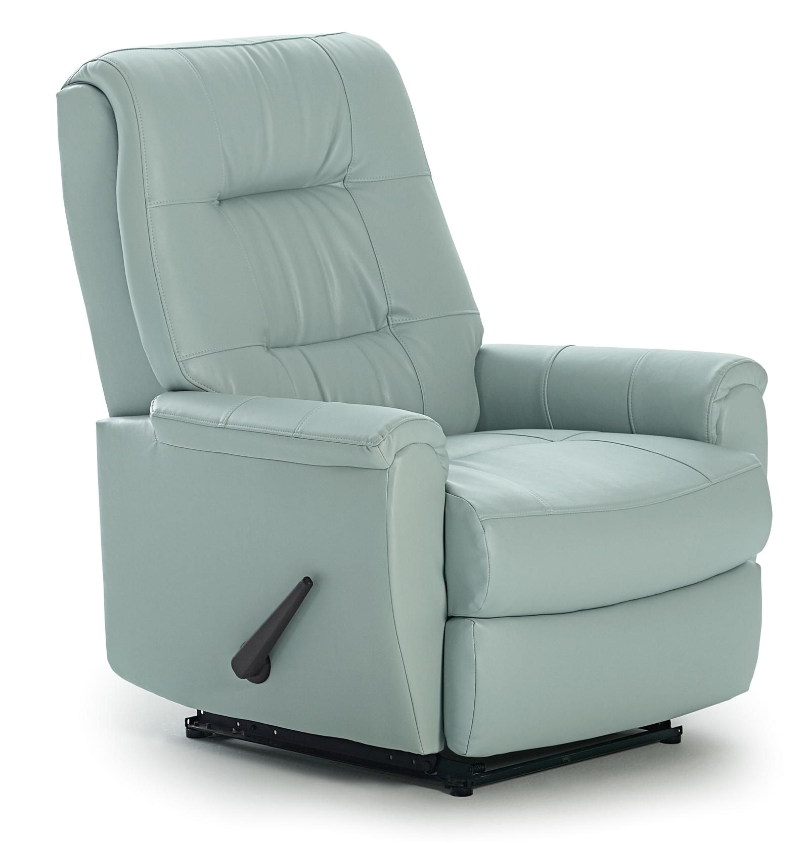 recliners petite swivel rocker recliner by best home furnishings