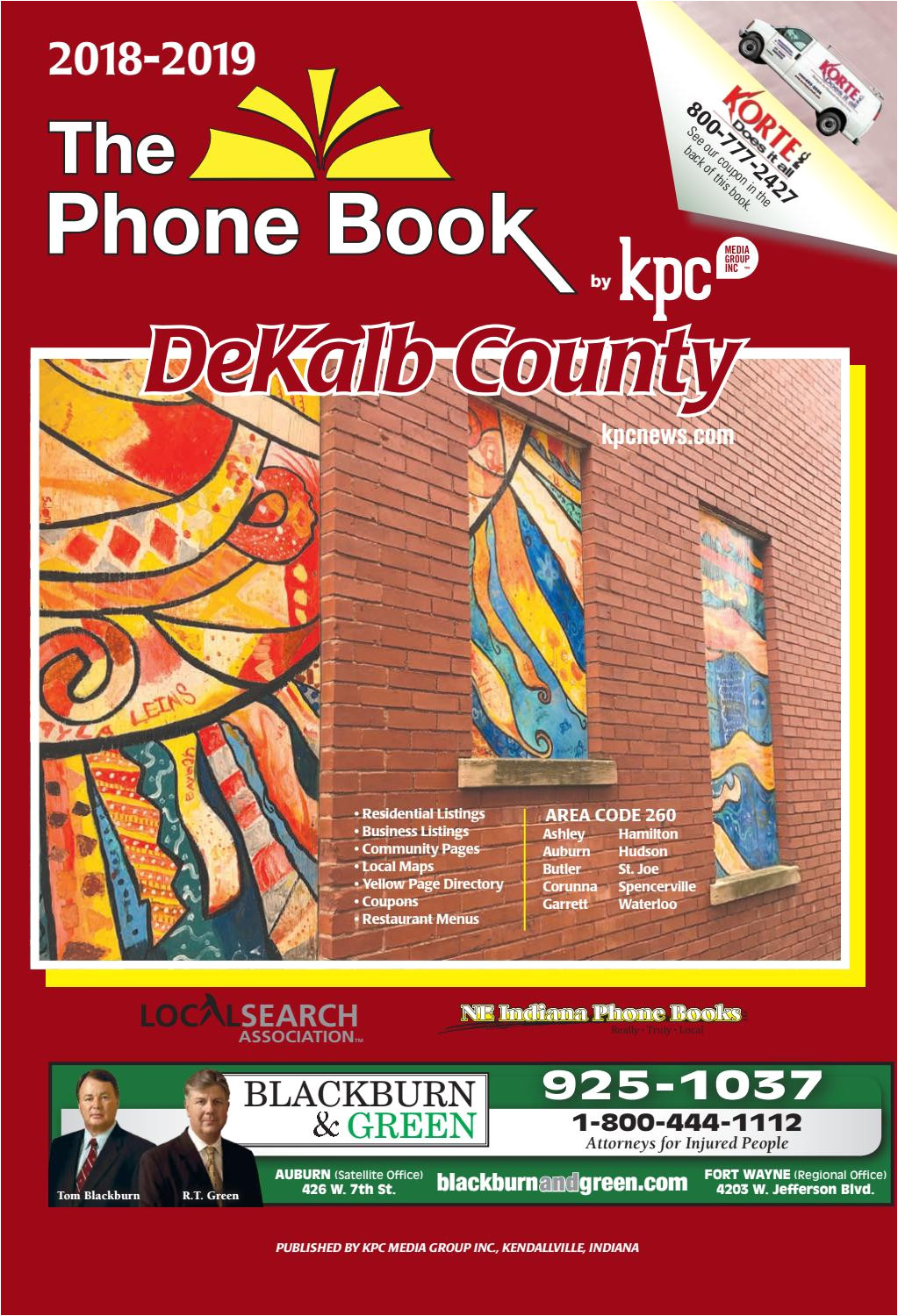 Recycling Coupons orange County 2018 2019 Dekalb County Phone Book by Kpc Media Group issuu