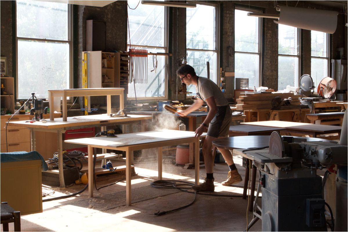 7 furniture makers on the business challenges of their craft