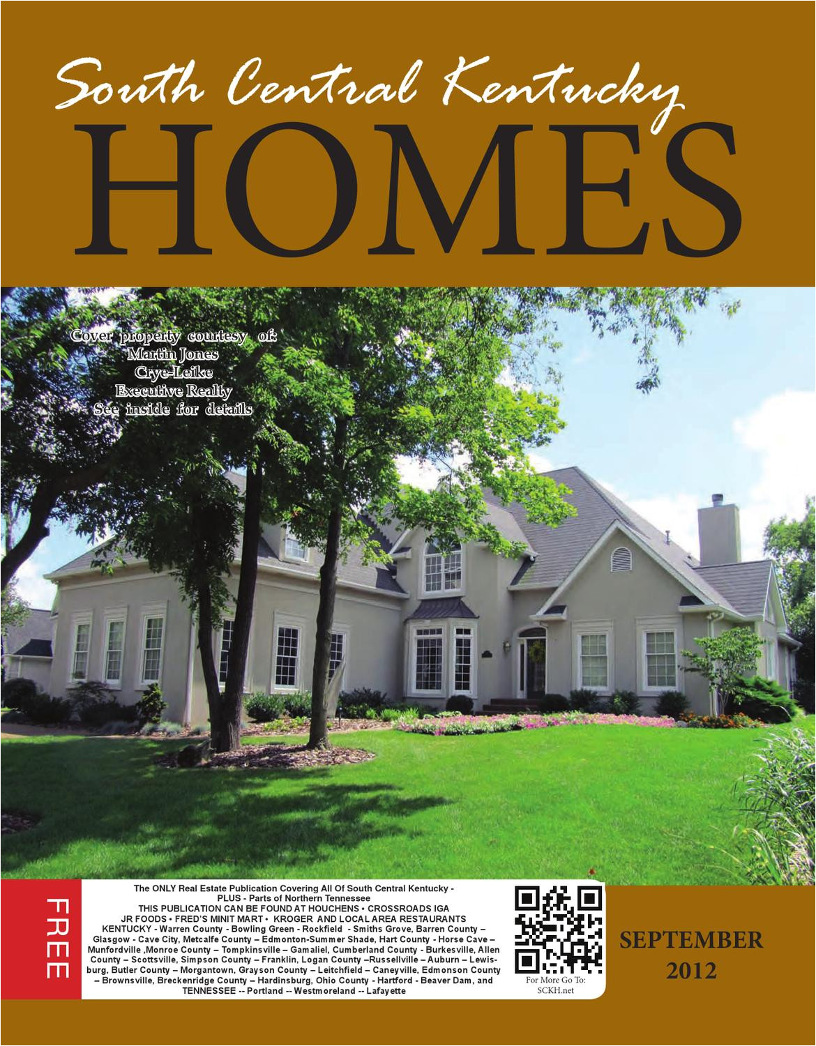 south central kentucky homes september 2012 by home market magazine issuu