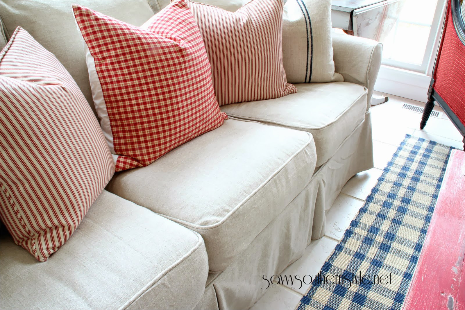 comfy loveseat pottery barn sofa slipcovers ikea slipcover sofa