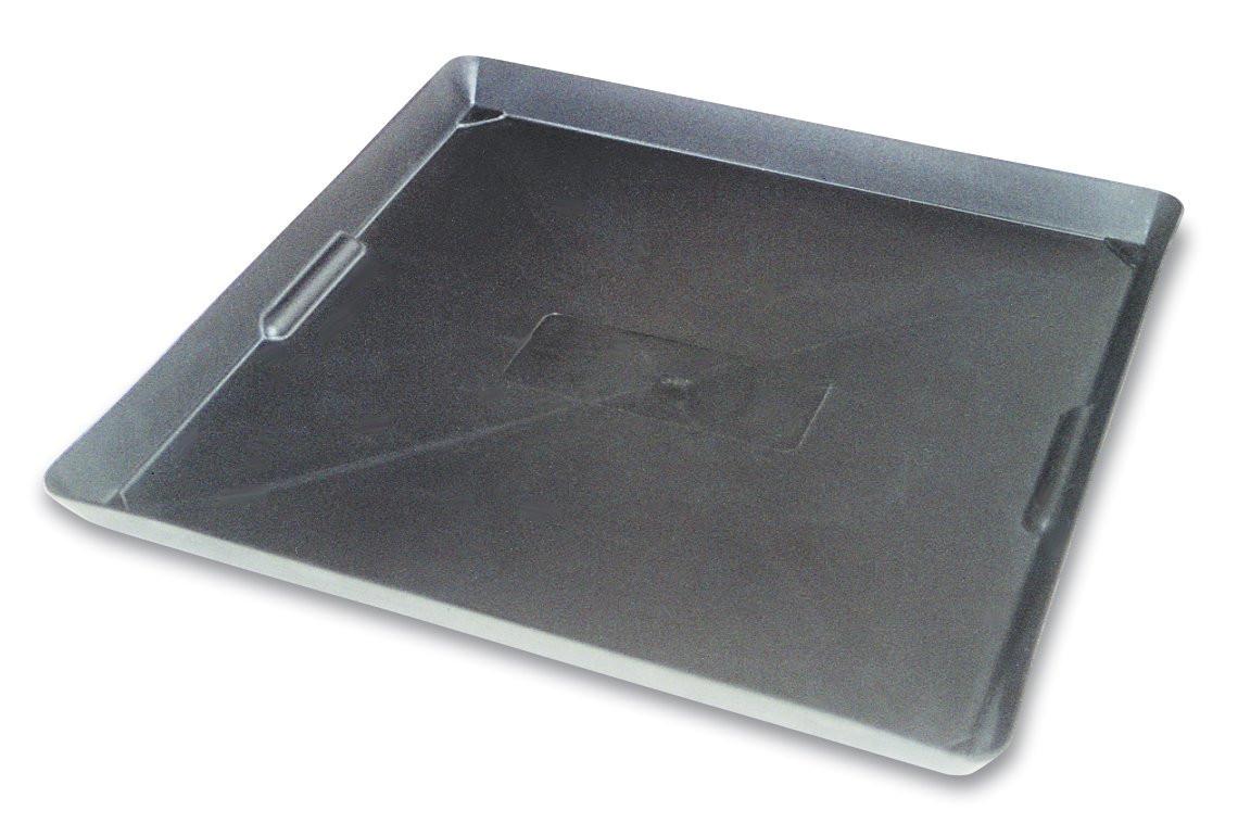 amazon com wirthco 40092 funnel king drip tray black 22 x 22 x 1 5 pack of 1 automotive
