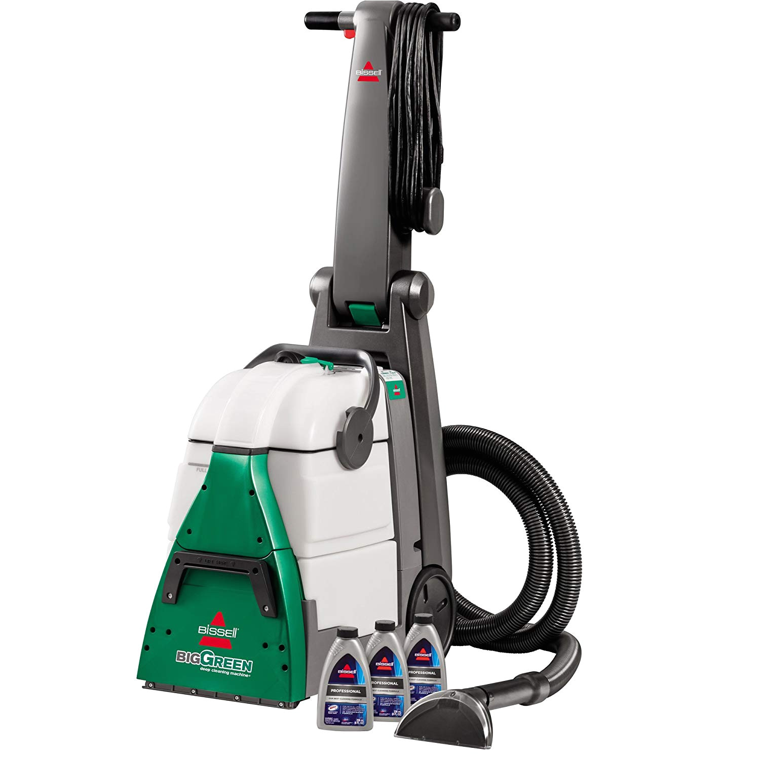 amazon com bissell big green professional carpet cleaner machine 86t3 home kitchen