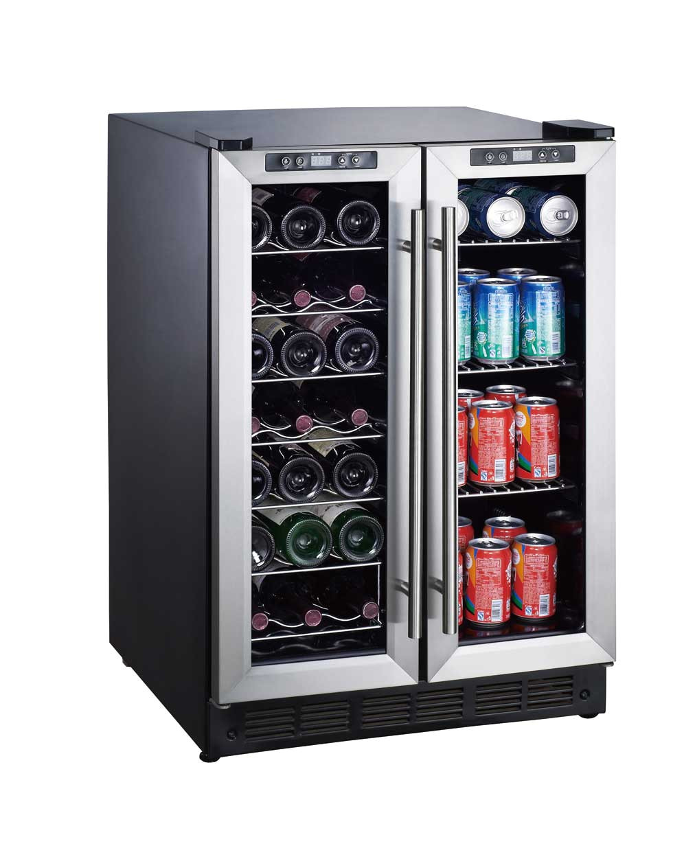 24 inch wine beverage cooler