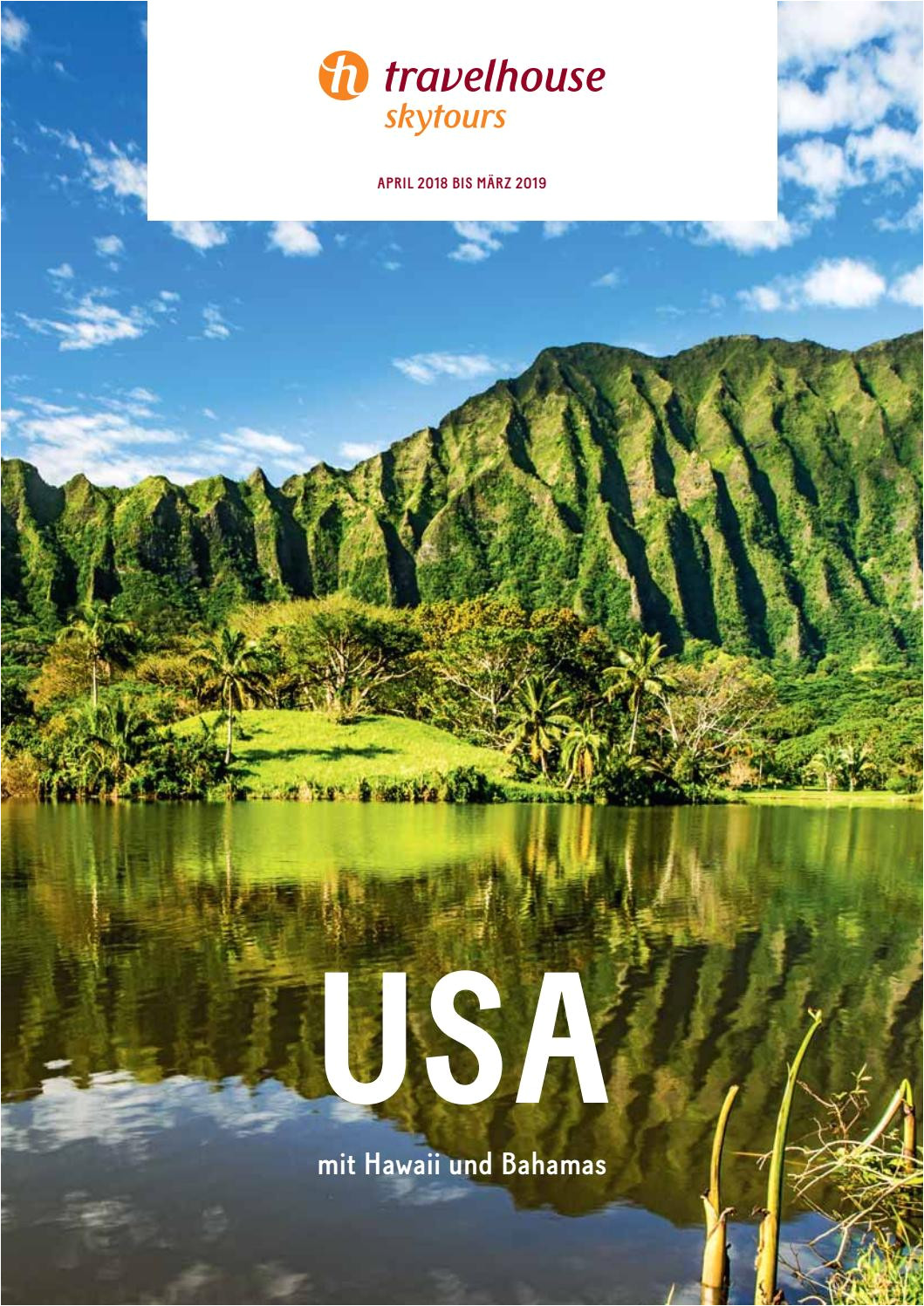 travelhouse usa april 18 bis marz 19 by hotelplan suisse mtch ag issuu