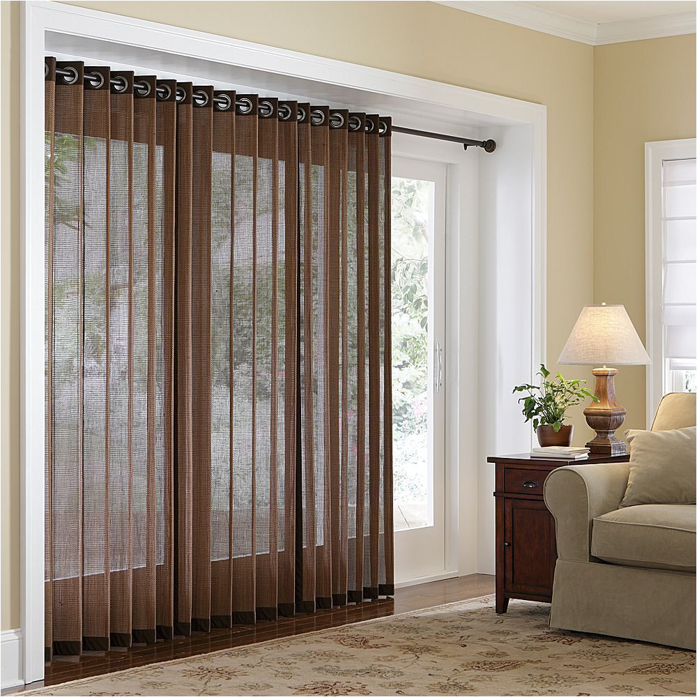 Sliding Panel Track Blinds Lowes