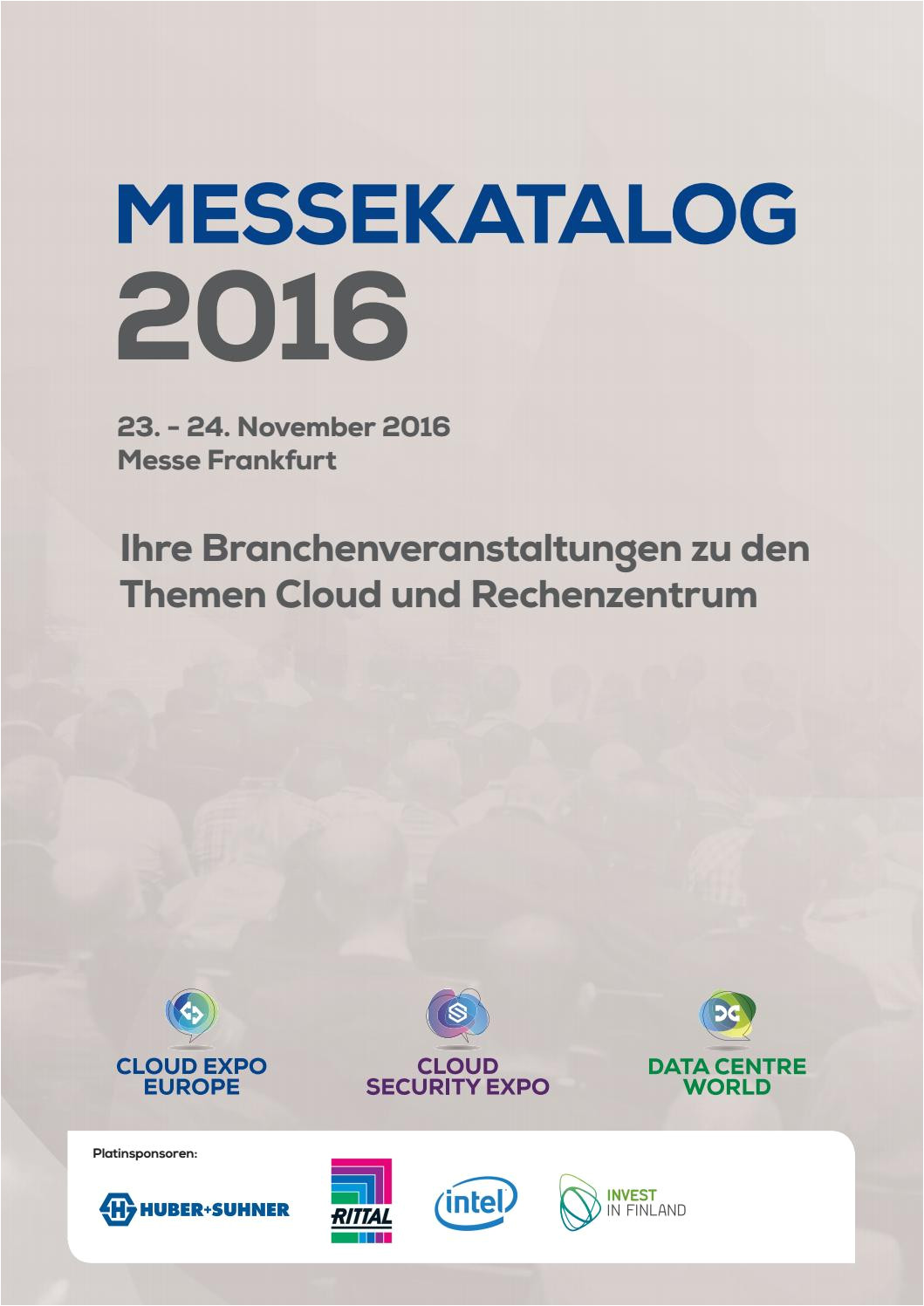 messekatalog cloud expo europe cloud security expo data centre world 2016 in frankfurt by closer still issuu
