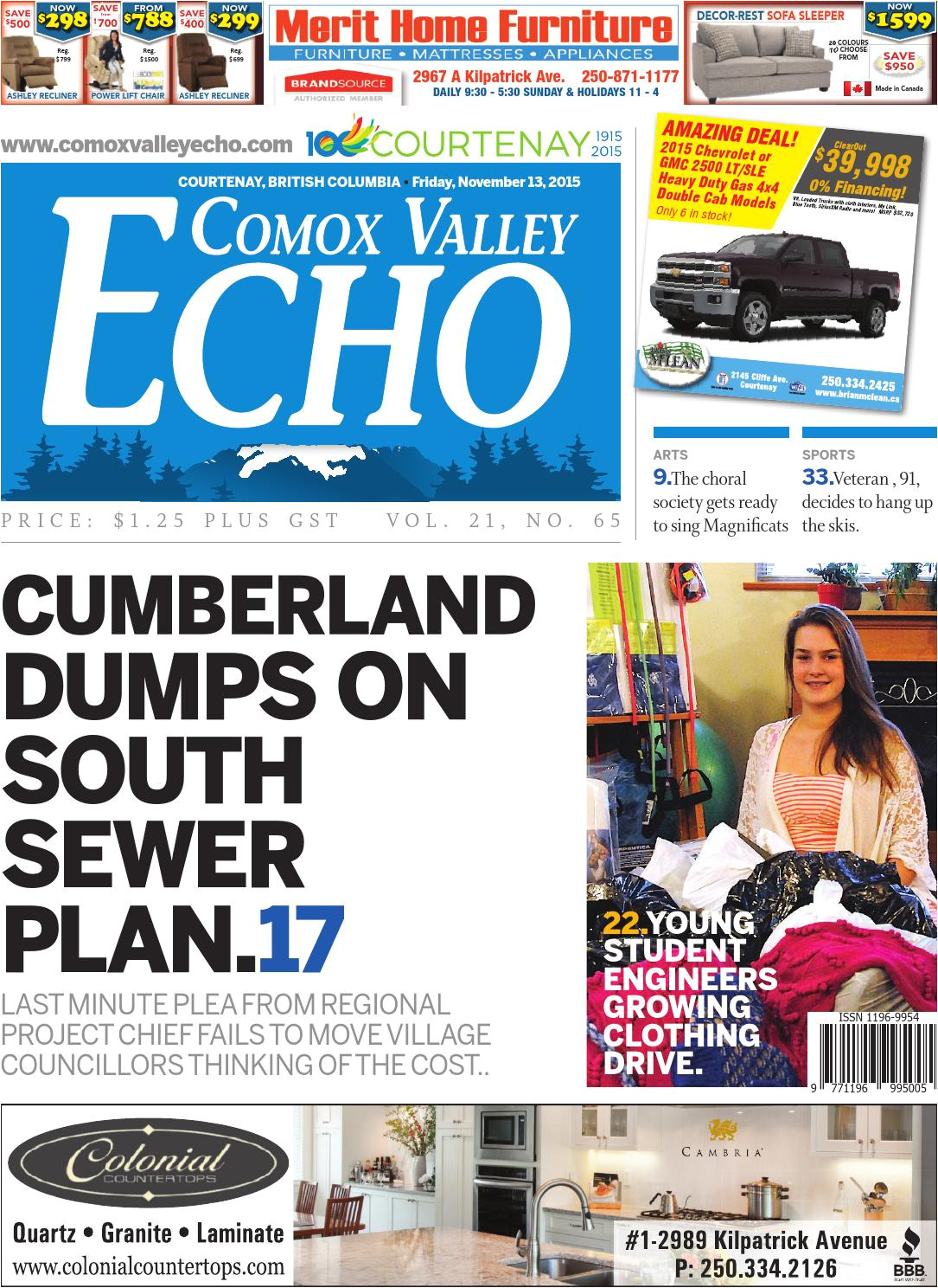 Superstore Click and Collect Courtenay Comox Valley Echo November 13 2015 by Black Press issuu