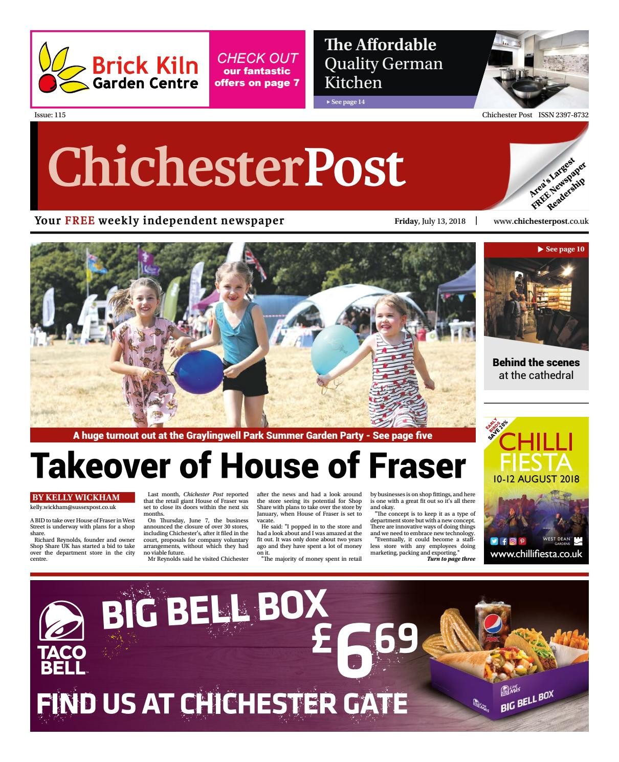 Superstore Click and Collect First Month Free Code Chichester Post issue 115 by Post Newspapers issuu