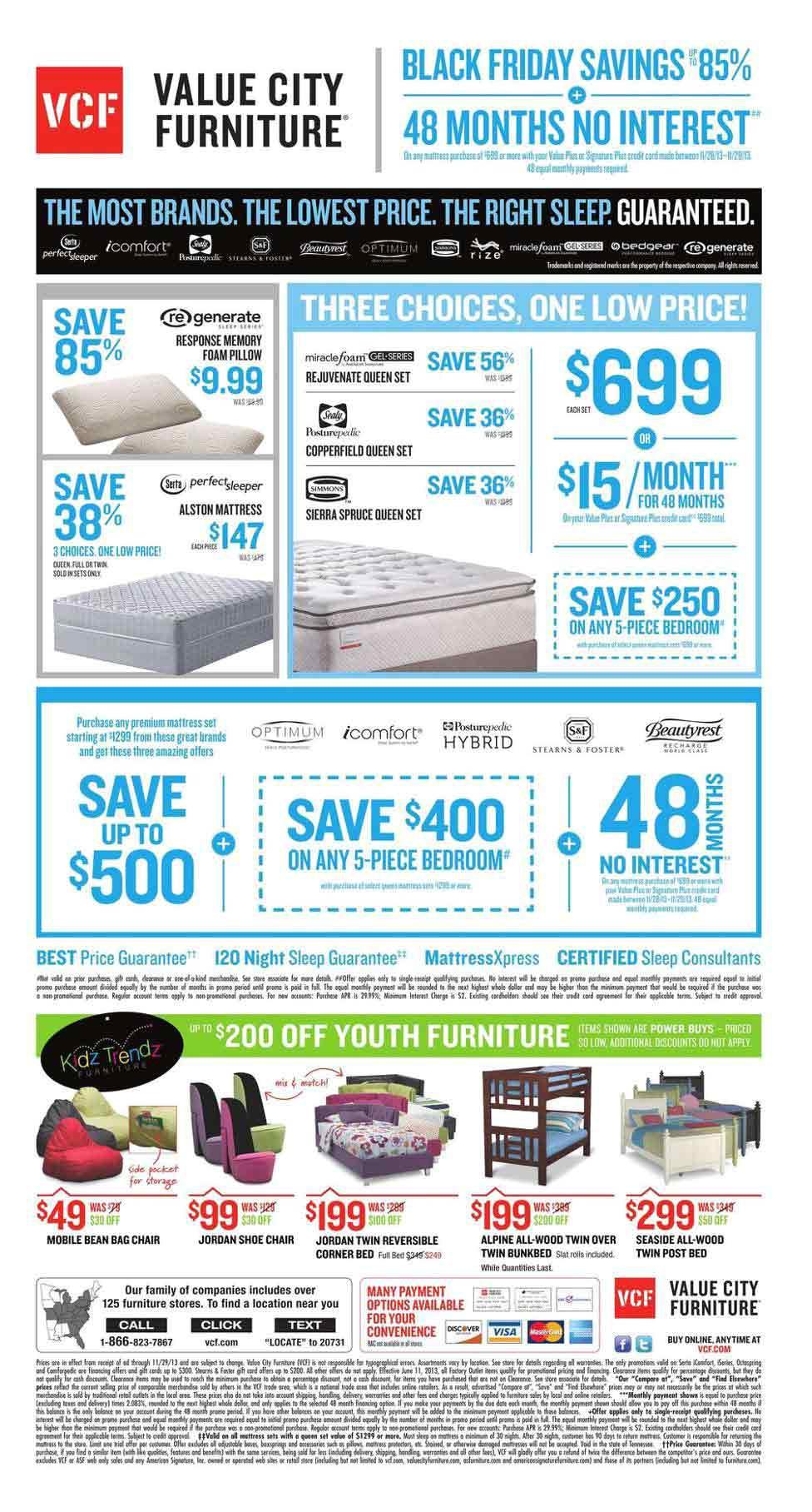 value city black friday 2013 ad find the best value city black friday deals and sales nerdwallet