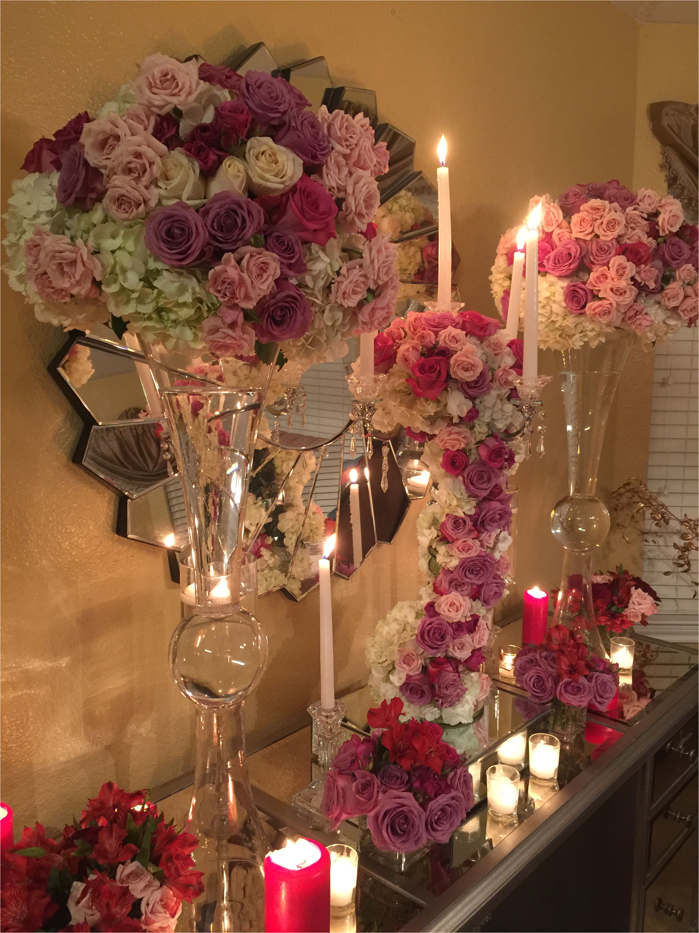 Table Centerpiece Ideas for Quinceaneras Pin by Renay Reed On 2017 Favorites In 2018 Pinterest