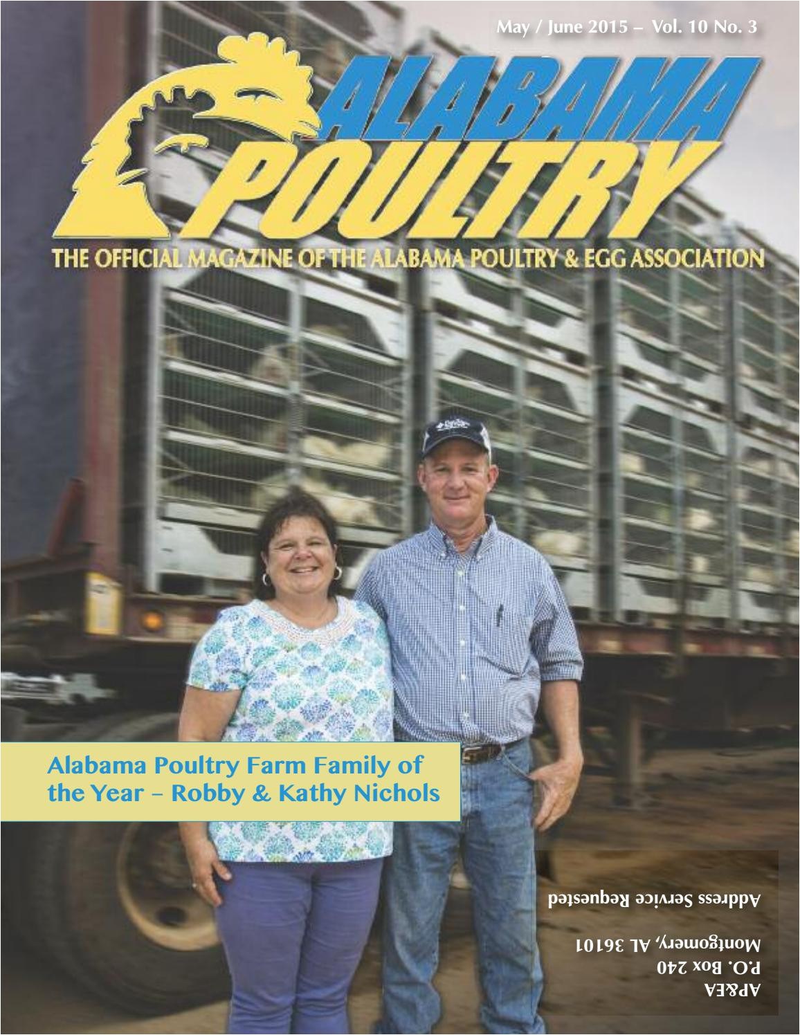alabama poultry may june 2015 by alabama poultry egg association issuu