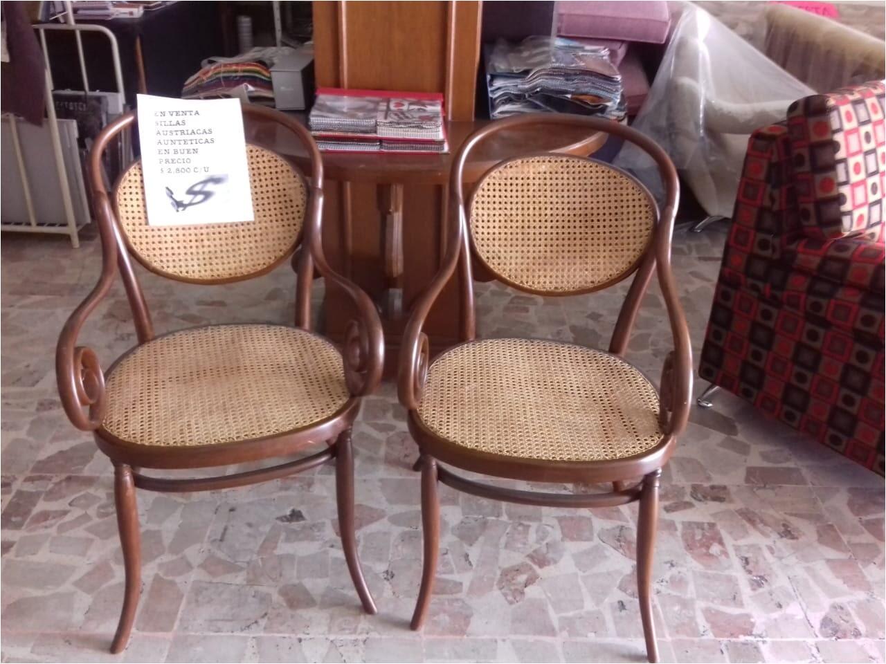 tapicerias obregon sillas austruacas autenticas en excelente precio