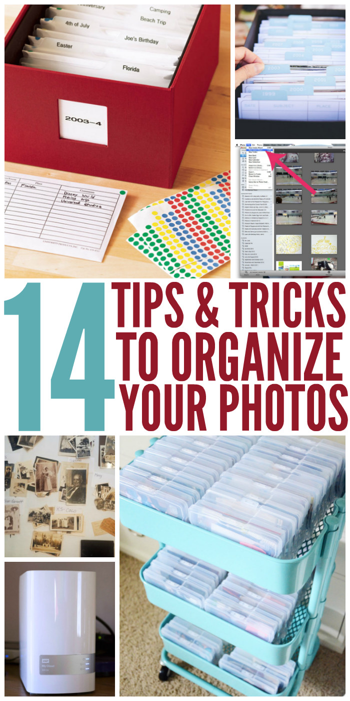 i need these tips for organizing my photos one crazy house