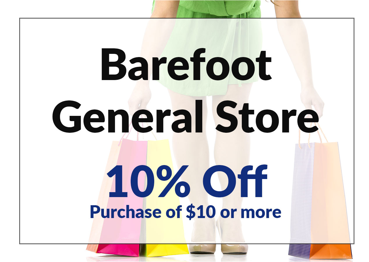 barefoot general store