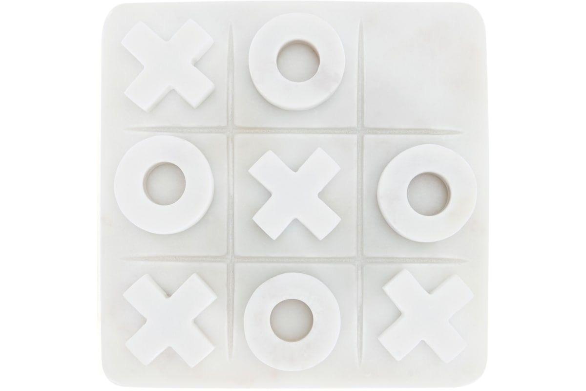 stylingtipp akiko tic tac toe brettspiel marmor made