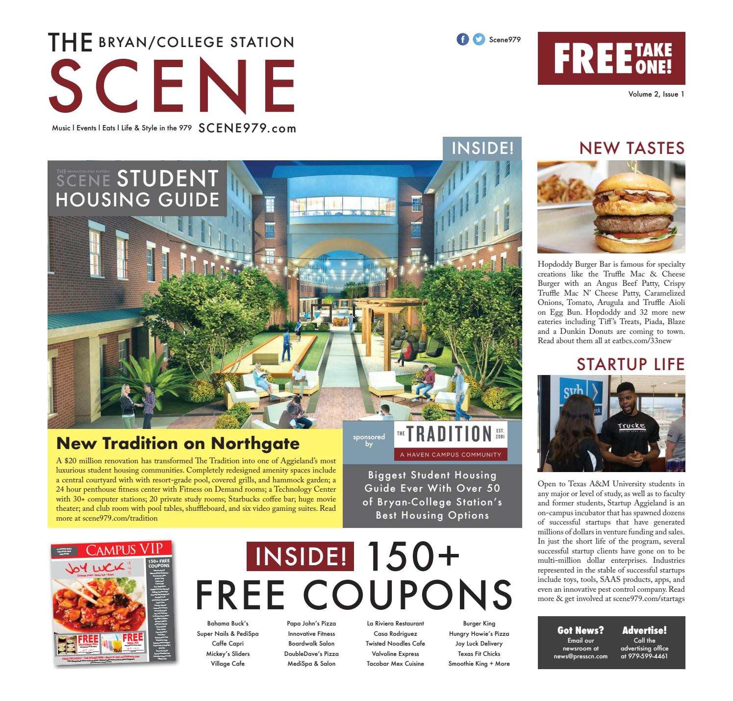 Tiff S Treats Cookie Delivery College Station Bryan College Station Scene Summer 2017 by David Flash issuu