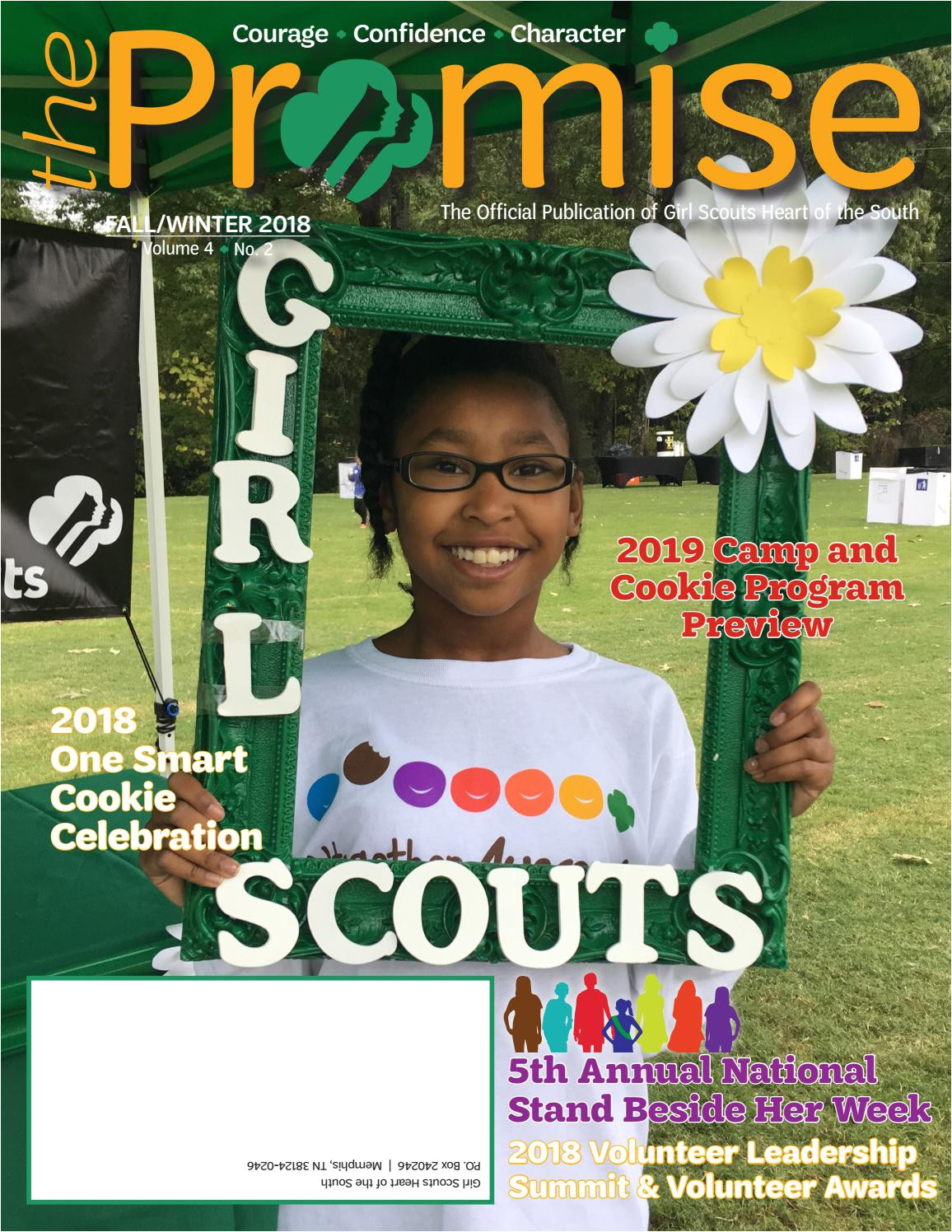 girl scouts heart of the south the promise magazine fall winter 2018 by girl scouts heart of the south issuu